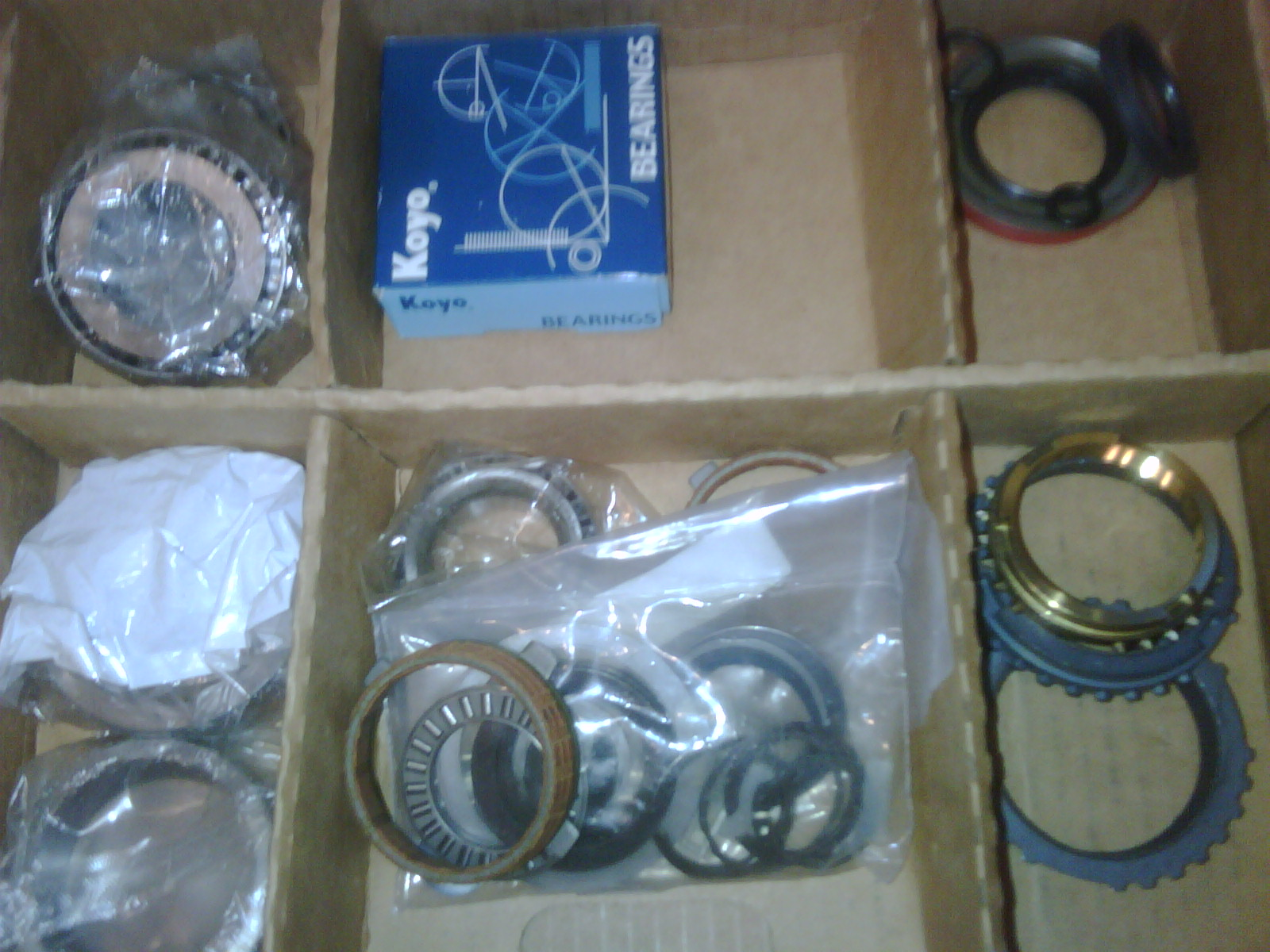 bearing kit rebuild kit